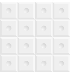 Abstract white grey seamless pattern vector image vector image