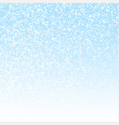 magic stars christmas background subtle flying sn vector image