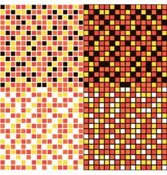 tile patten kitchen vector image