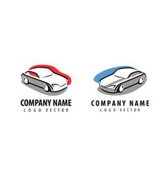 car logo symbol transport automobile symbol vector image