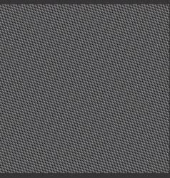 dark grid texture abstract background vector image vector image