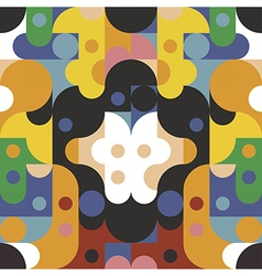Pattern Abstract color vector