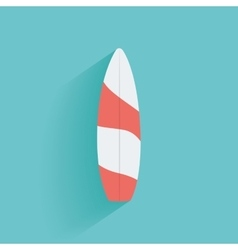 Summer Vacation Object vector image
