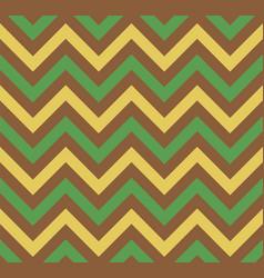 chevron retro decorative pattern background vector image