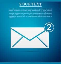 Received message new email incoming message sms vector