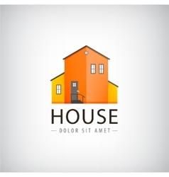 House logo real estate vector