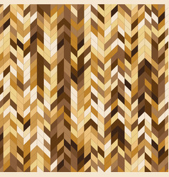 abstract gold color stripe pattern background vector image