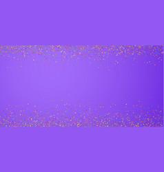 Festive confetti celebration stars childish brig vector