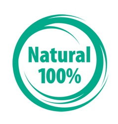 Natural sign quality vector