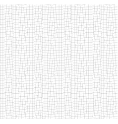 shift and error geometric net seamless pattern vector image