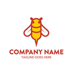 Bee logo-1 vector