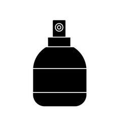 perfume fragrance bottle vector image