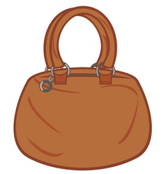 women bag vector image