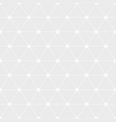 Abstract seamless pattern of triangles with vector