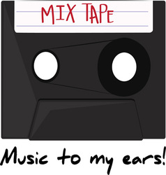 Music To My Ears vector