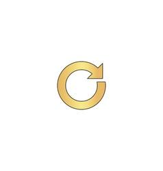 Reset computer symbol vector