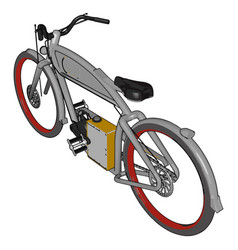 Cycling a complete health and fitness package or vector