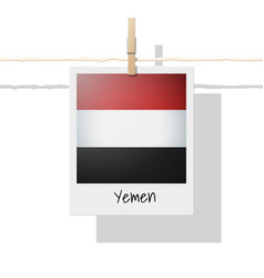 Photo of yemen flag vector