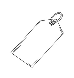 Sketch of the blank label vector