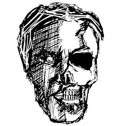 ugly vector image