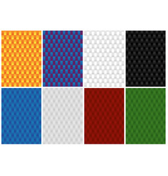 abstract background texture collection vector image