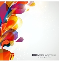 background Modern vector image