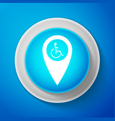 Disabled handicap in map pointer invalid symbol vector