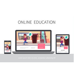 Flat online learning adaptive design concept vector