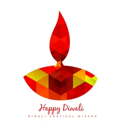 Hindu diwali festival vector