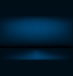 dark blue gradient abstract background vector image