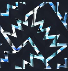 spectrum geometric seamless texture vector image