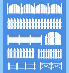 creative of rural wooden vector image
