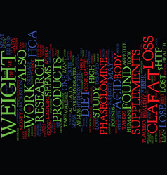 Are weight loss supplements worth it text vector
