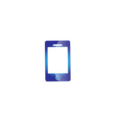 phone logo design inspiration vector image