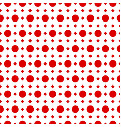 seamless geometric ornamental modern pattern vector image