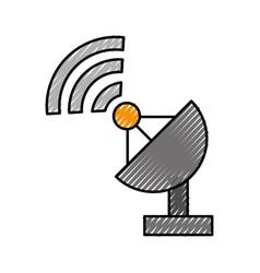 World signal antenna vector