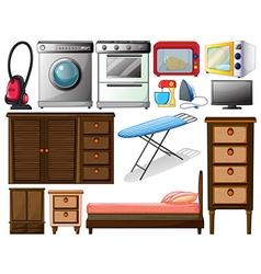 appliances vector image vector image