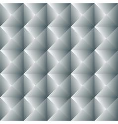 pyramid seamless pattern vector image