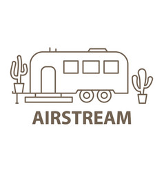 Airstream in linear vector