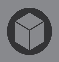 box icon symbol vector image
