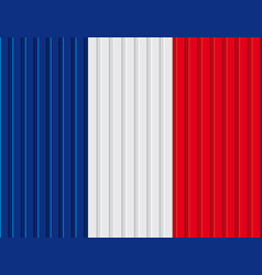 French flag vector