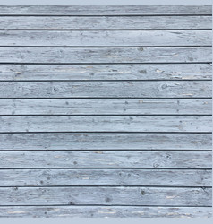 Rustic pale painted timber wall vector