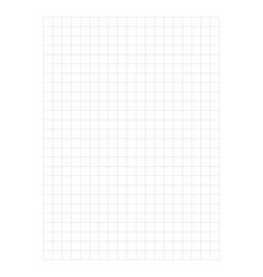 dot grid paper graph paper 1 cm on a4 vector image