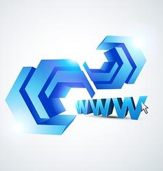 www design vector image