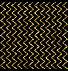 sequins seamless pattern abstract zig zag vector image