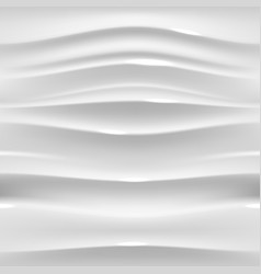 white glossy seamless texture wavy background vector image vector image