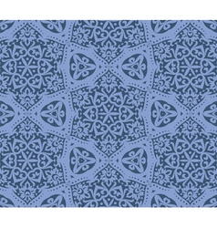 Kaleidoscope Floral Pattern vector
