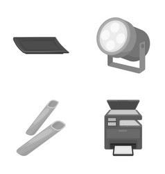business trade travel and other web icon in vector image