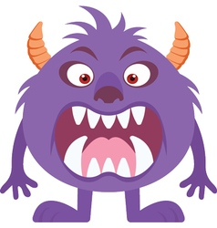 Monster Icon vector image