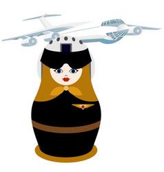 Pilot vector